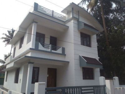 Double storied house for sale at Chottanikkara, Ernakulam