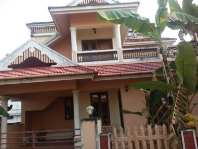 Gated colony villa for sale at Udayamperoor, Thrippunithura, Ernakulam