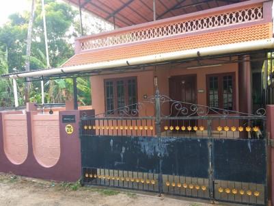 Residential house for sale at Puthurkkara, Ayyanthole, Thrissur