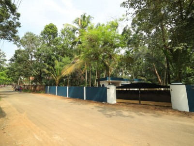 2000 Sq Ft 4 BHK House with 47 Cents of land for sale at Anthiyoorkonam,Thiruvananthapuram.