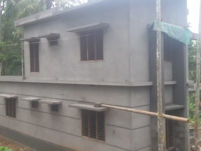 Double storied house for sale at Sultan Bathery, Wayanad