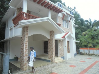 1700 Sq Ft New House for sale at Aluva, Ernakulam