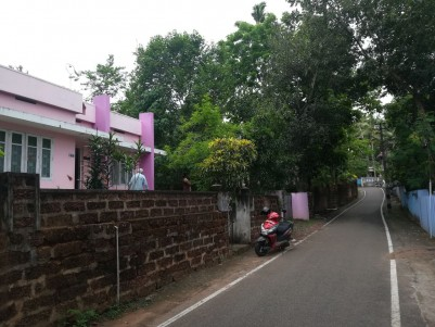 22 Cents of land with 1400 Sq Ft House for sale at Varkala, Trivandrum
