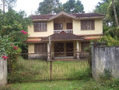 10 Acres of Residential/Farm land with Old house for sale at Sultan Bathery, Wayanad