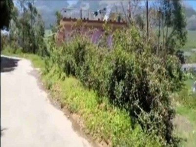 8.36 Cents of Commercial cum Residential land for sale at Suryanelli Town, Munnar, Idukki.