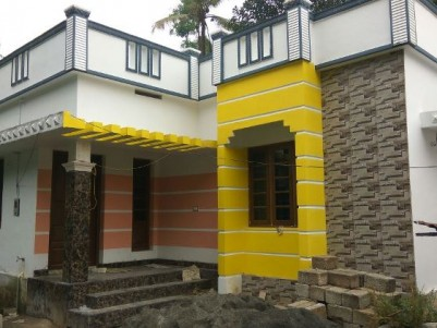 Modern House for sale at Neericode, Varapuzha, Ernakulam