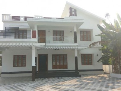 Well Maintained House for sale at Karumalloor, Paravur, Ernakulam