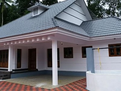 Modern House for sale at Bharanaganam, Pala, Kottayam
