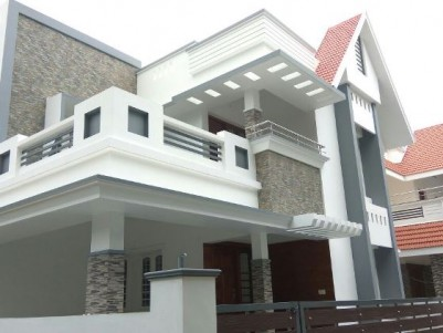 Double Storied House for sale at Olanad, Puthenpally, Varapuzha, Ernakulam