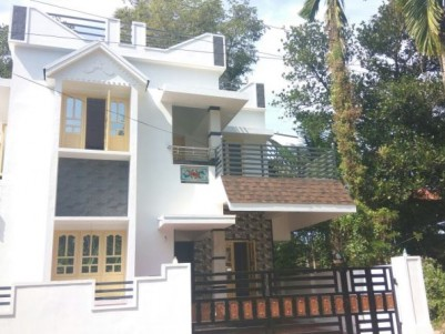 Modern House for sale at Thirumuppam, Varapuzha, Ernakulam
