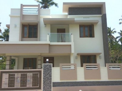 1800 Sq Ft Double Storied House for sale at Varapuzha, Ernakulam