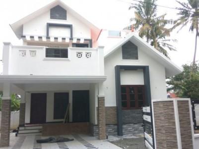 2000 Sq Ft 4 BHK House for sale Near Aluva - Paravur Road, Thattampady, Ernakulam