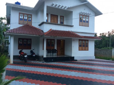 Fully Furnished New House for sale at Kalpetta, Wayanad