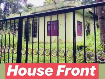 60 Cents of Residential land with House for sale at Puthencavu, Alappuzha