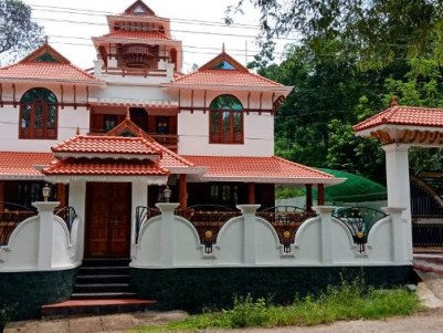 3600 Sq Ft 4 BHK Fully Furnished House for sale at Nedumangad, Trivandrum