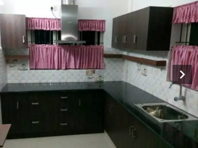 New 3 BHK flat for sale, Thrissur West Fort (Best Locality)