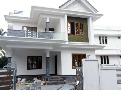 2200 Sq Ft 4 BHK Posh House for sale at Kizhakkambalam, Kakkanad, Ernakulam