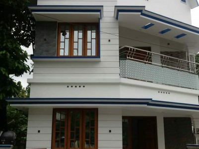 New Double Storied House for Sale at Varapuzha, Ernakulam