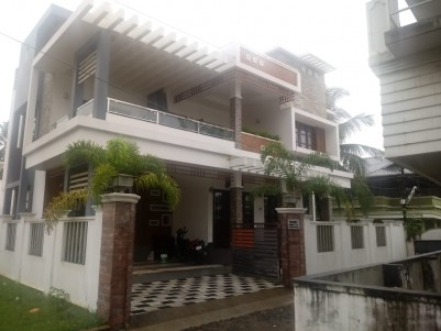 2850 Sq Ft Double Storied Posh House for Sale at Chittoor, Ernakulam