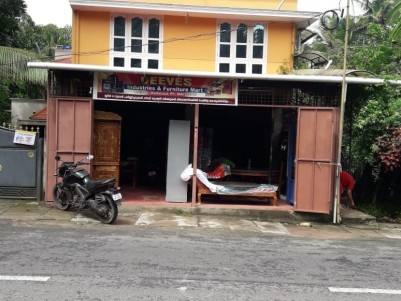 Commercial Cum Residential Building For Sale At Koliyoor