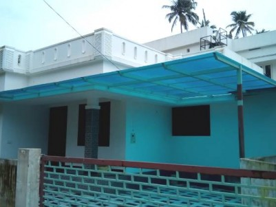 800 Sq Ft 2 BHK House for sale at Olanad, Varapuzha, Ernakulam