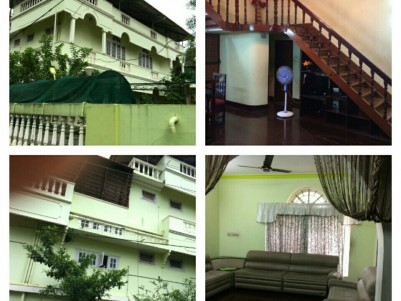 Furnished Duplex House For Sale at East Fort, Thrissur