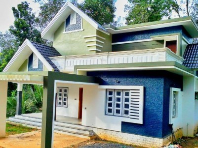 1500 Sqft 3 BHK Modern House for Sale at  Nechipuzhoor, Pala, Kottayam