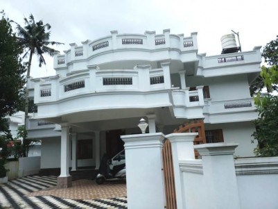 2900 sq ft  4 Bhk on 10 cent House at Kuruppumpady, Perumbavoor, Ernakulam.