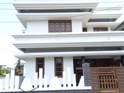 2000 Sq ft 3 Bhk On 4 cent  House for Sale at Kakkanad Civil Station, Ernakulam.