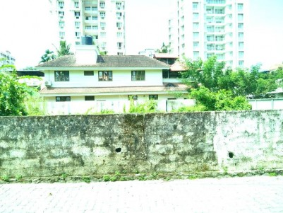 14 Cent Residential Land for Sale at Panampilly Nagar, Ernakulam.