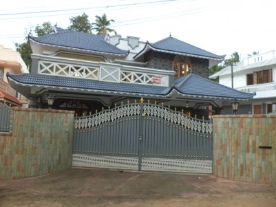 5 BHK House For Sale At Kunnapuzha,Trivandrum.