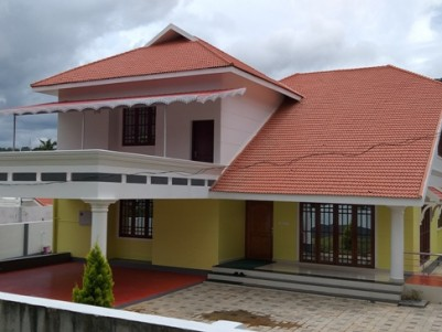 3200 Sq Ft on 15.1 Cent House for Sale at Maruthoor, Thiruvananthapuram.