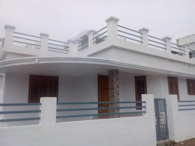 1050 Sq Ft 2 BHK on 4.200 Cent House  for Sale at Mulanthuruthy, Ernakkulam.