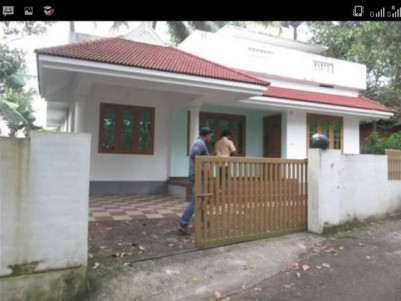 900 Sq Ft 2 BHK On 4 cent for Sale at Puttankurizh, Ernakulam.