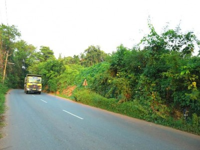Commerciall Land For Sale At Near Kannur Airport.