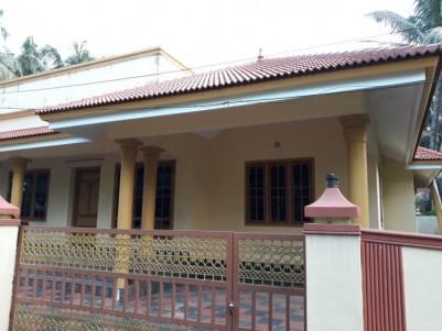 3 BHK House For Sale At Perumbavoor, Ernakulam.