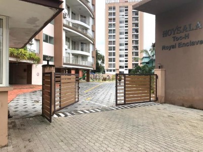 2 BHK New Apartment For Sale At Edapally, Ernakulam.