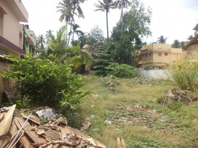 Residential Land For Sale At Kowadiar, Trivandrum.
