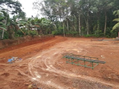 Residential Square Plot For Sale At Adoor.