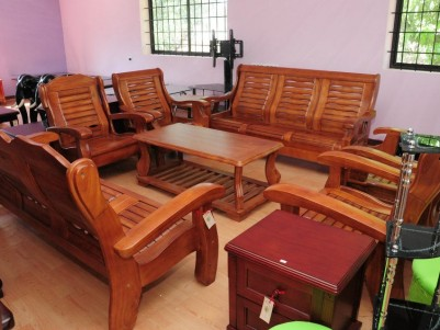 Wood Mill , Furniture shop with 4 acres & 32  Cottage for sale at Kasargode