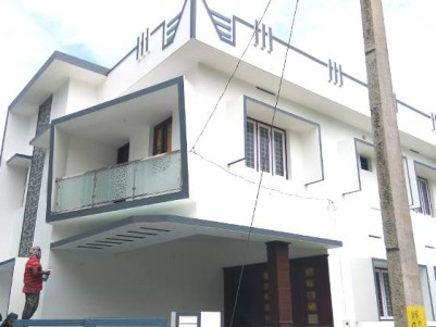 4 BHK New House For Sale At Kunammavu, Varapuzha.