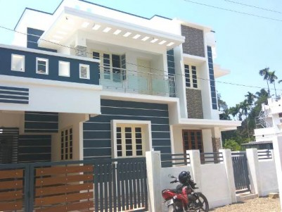 3 BHK House For Sale At  Thirumuppam, Varapuzha.