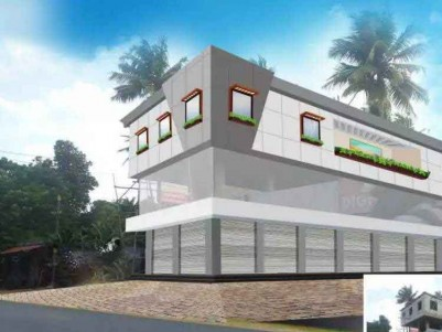 Commercial Space for Rent at Vembayam, Trivandrum.
