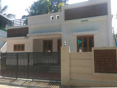 3 BHK House for Sale at SNDP Stop, Varapuzha.