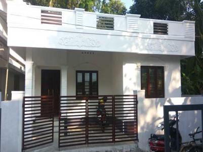 2 BHK House for Sale at PuthanpallY, Varapuzha.