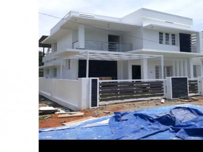 3 BHK New House for Sale at Near Seaport Airport Road, Kakkanad.