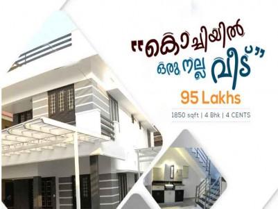Independent Villas for Sale at Vennala, Ernakulam