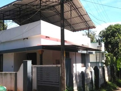 2 BHK House for Sale at Punkunnam, Thrissur.
