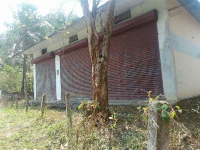 8.9 Cent Land with Shop for sale at Mannuthy, Thrissur
