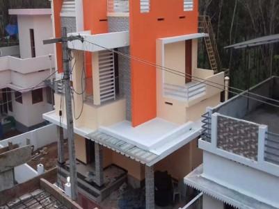 3BHK House for Sale at Pazhamthottam, Ernakulam.